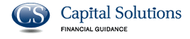 Capital Solutions Financial Guidance